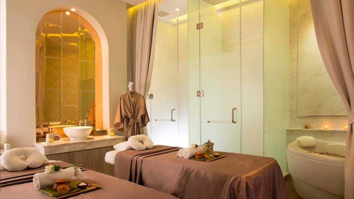 arom:D spa : The Award Winning and World's First Academic Spa